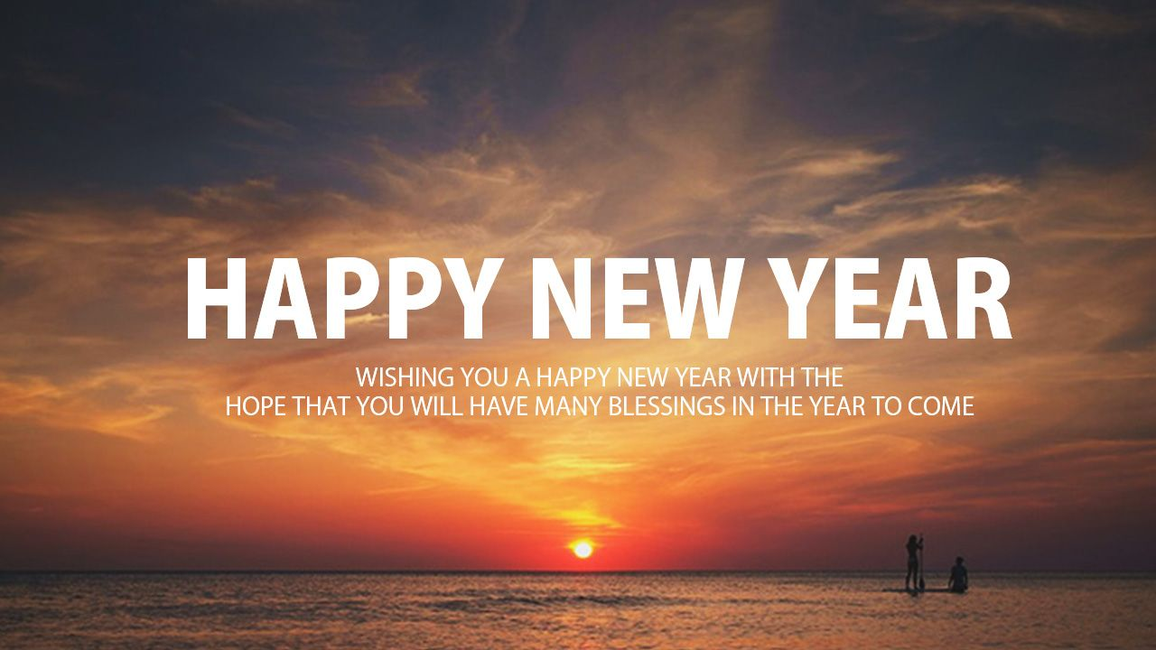 Happy New Year Greeting Cards New Year Pinterest