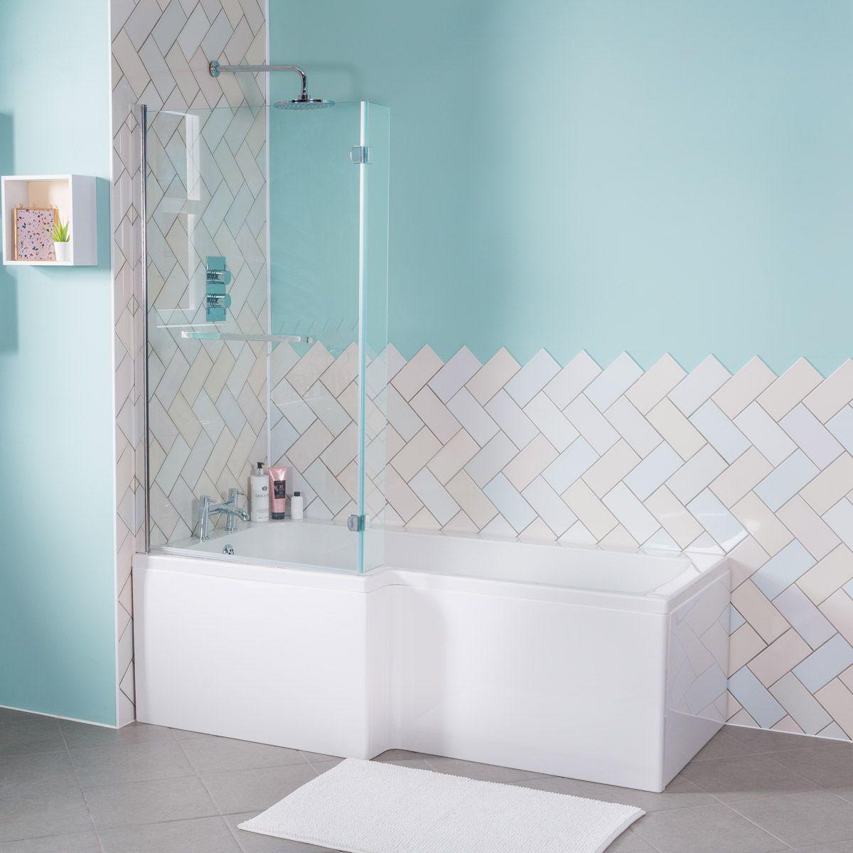 Unser Neues Set Mit Einer L F 246 Rmigen Badewanne Praktischm