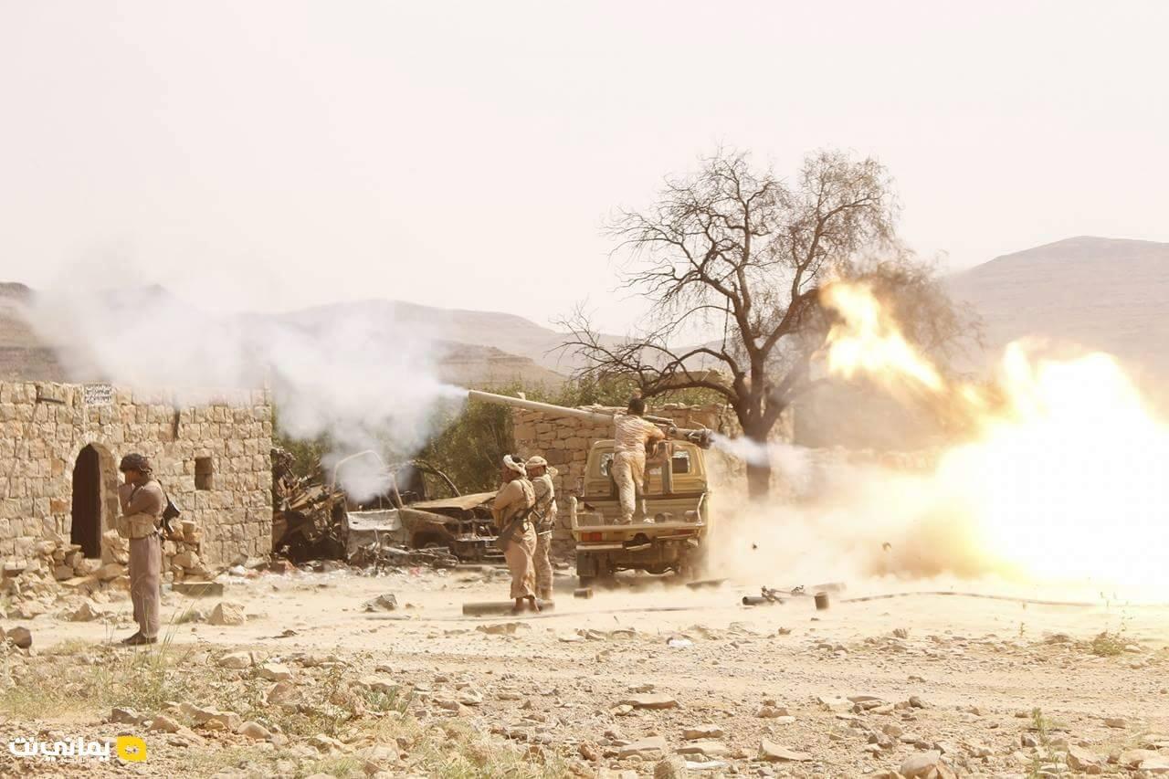 اليمن الجيش الوطني يفاجئ مليشيا الحوثي ويعلنها صراحة قريبا نلتقيكم في جرف سلمان تفاصيل Natural Landmarks Landmarks Travel