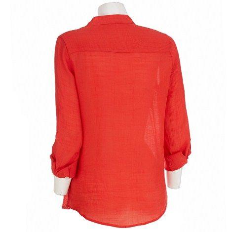 One Pocket Popover 295150059 | Tops | Women | Burlington Coat Factory