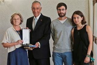 Divagar e Conversar: Salgueiro Maia homenageado pelo Presidente da Repú...
