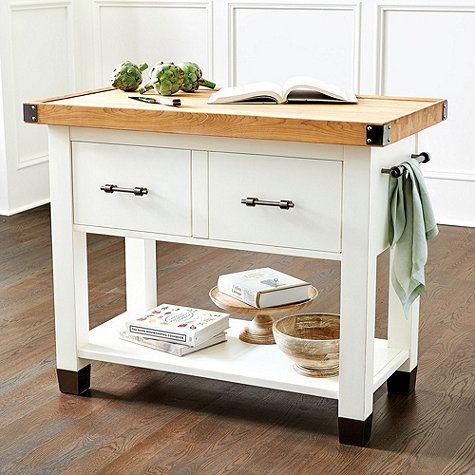 Ballard Designs Kitchen Island