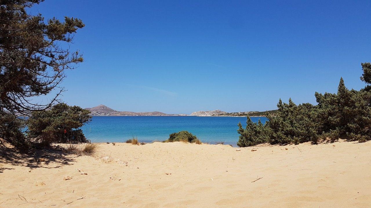 Παραλία Λάγγερη στην Νάουσα, Πάρος | Lageri beach in Naoussa, Paros -  Naousa is a village in the Cyclades. It is loc… | Greece pictures, Greece  travel, Greek beauty