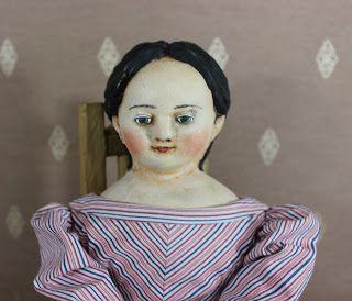 """Новая кукла в стиле """"регенси"""".   Куклы, Стиль, Работы"""