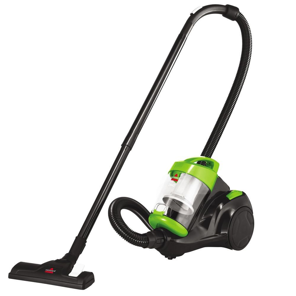 Bagless Canister Vacuum Vacume Cleaner Carpet Floor Upholstery