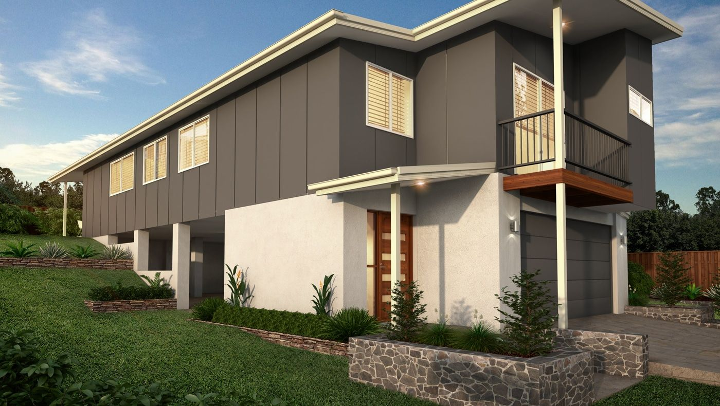 Gw Homes flinders is a sloping block home designgw homes, the leading