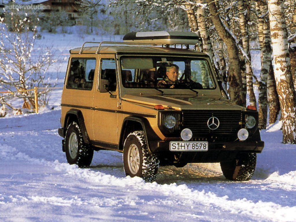 Mercedes benz g klasse kurz w460 461