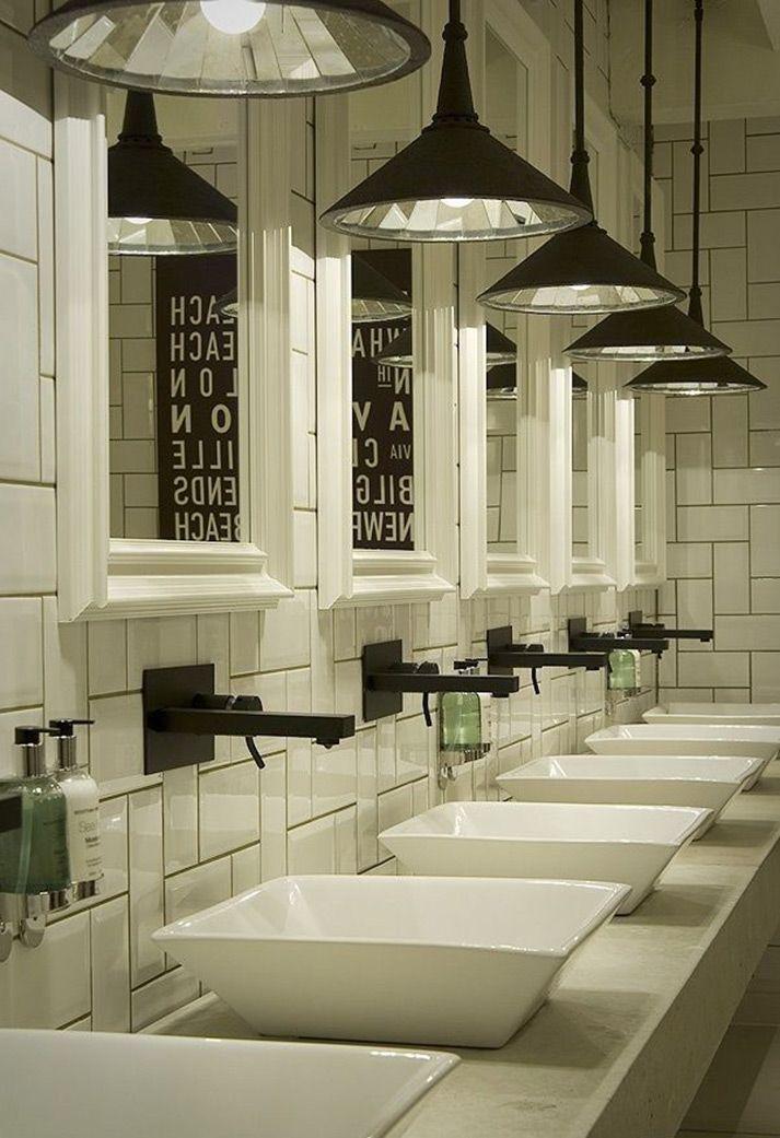 Im genes de distintos estilo de dise o de ba os para restaurantes bares y restaurantes - Imagenes de banos ...