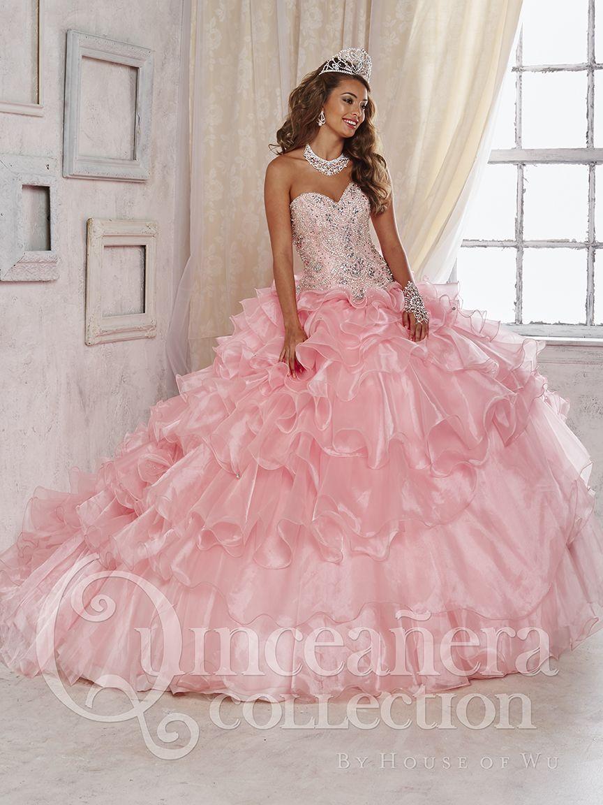 So Pretty want this dress | Me cambia el corazón de Quinceañera ...