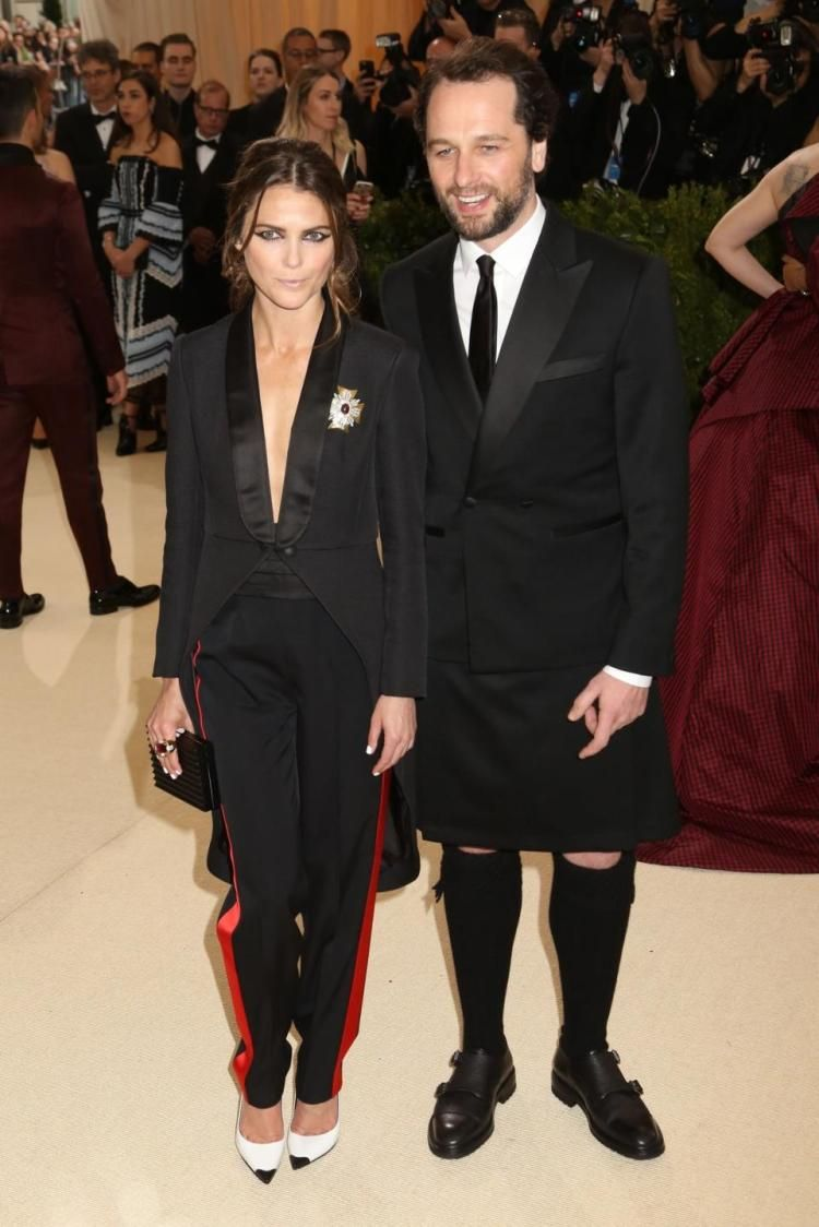 Matthew rhys keri russell switch outfits for met gala keri matthew rhys keri russell switch outfits for met gala altavistaventures Image collections