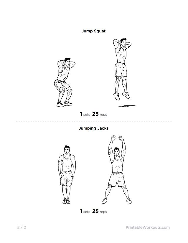 The Flat Stomach Belly Fat Blaster Exercise Plan