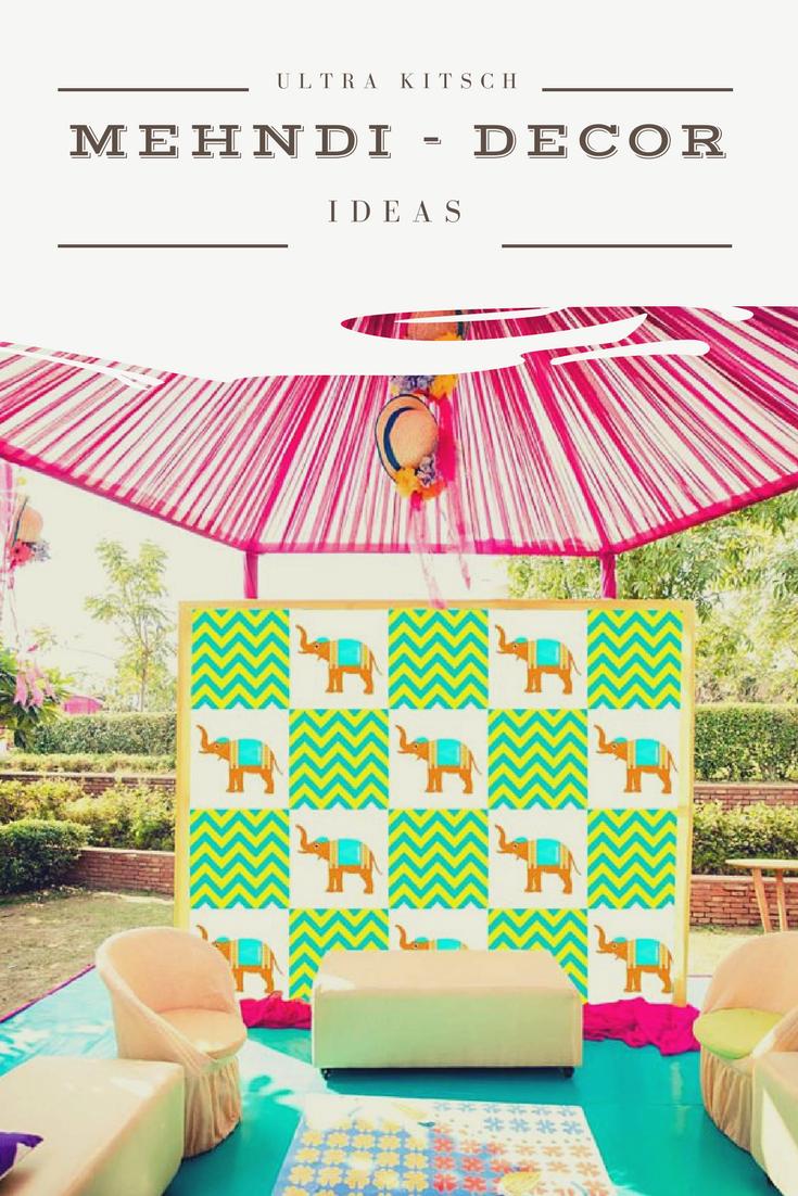 The amazing chevron mehndi art meets fashion at this luxury mehndi best mehndi stage decor ideas on pinterest find and save ideas about mehndi stage decor junglespirit Gallery