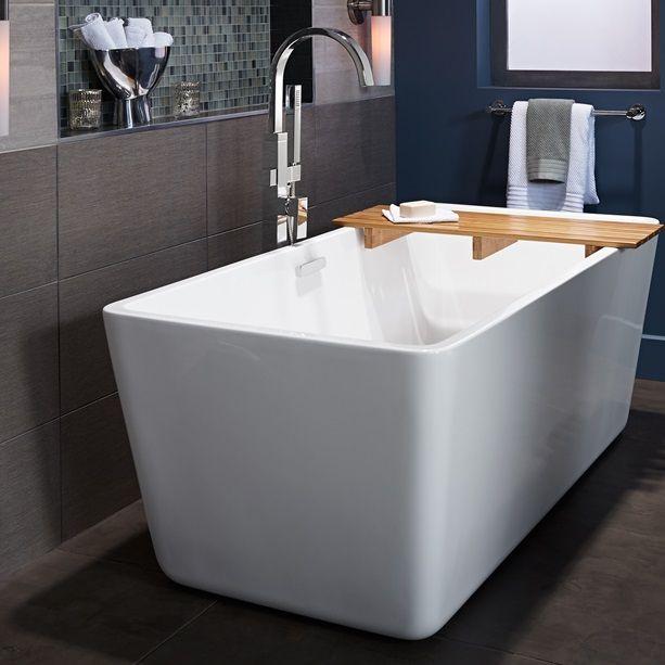 Sedona Loft Freestanding Tub American Standard Free Standing