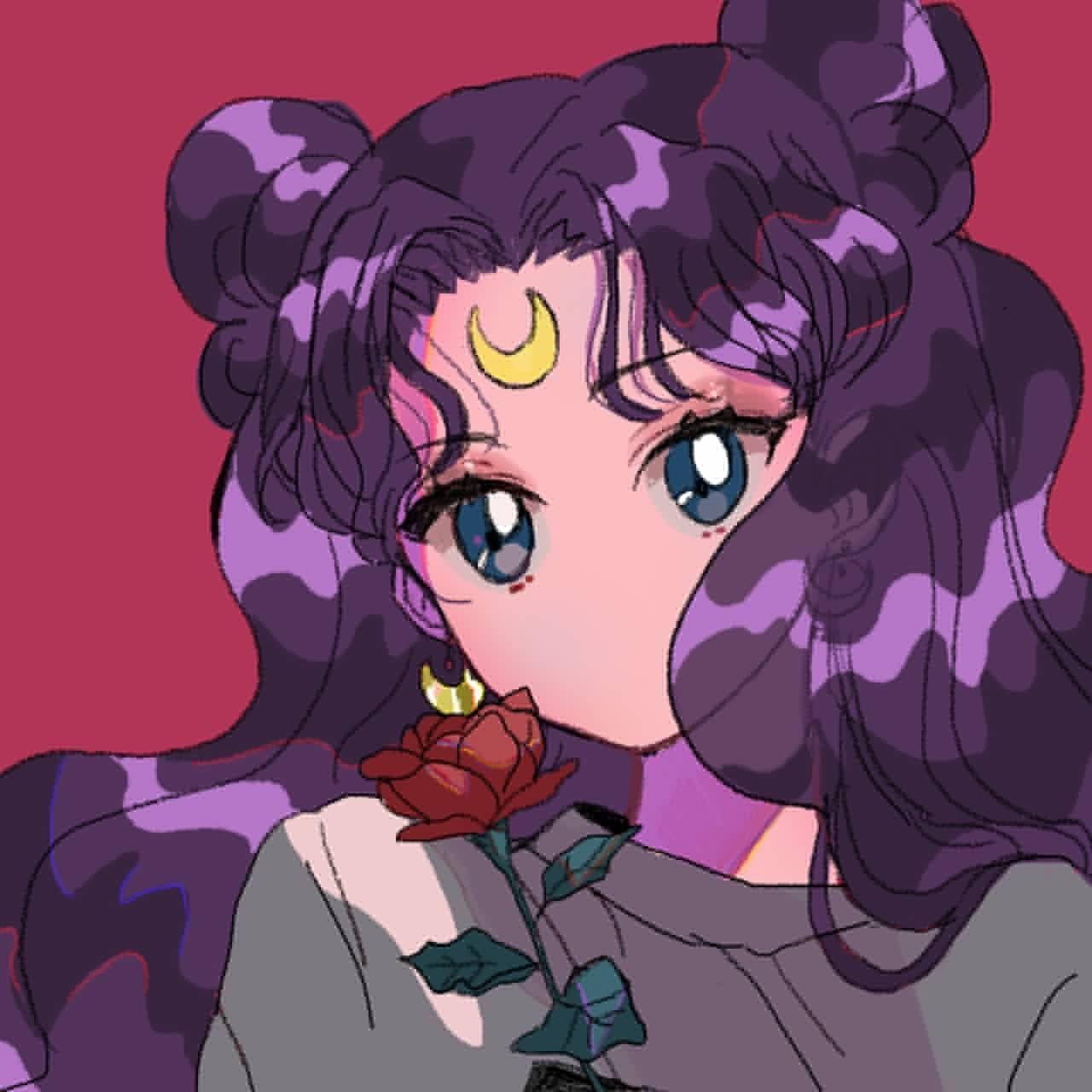 𝐼𝑚𝑎𝑔𝑒𝑛 𝑘𝑎𝑤𝑎𝑖 ♡   Sailor moon aesthetic, Aesthetic ...