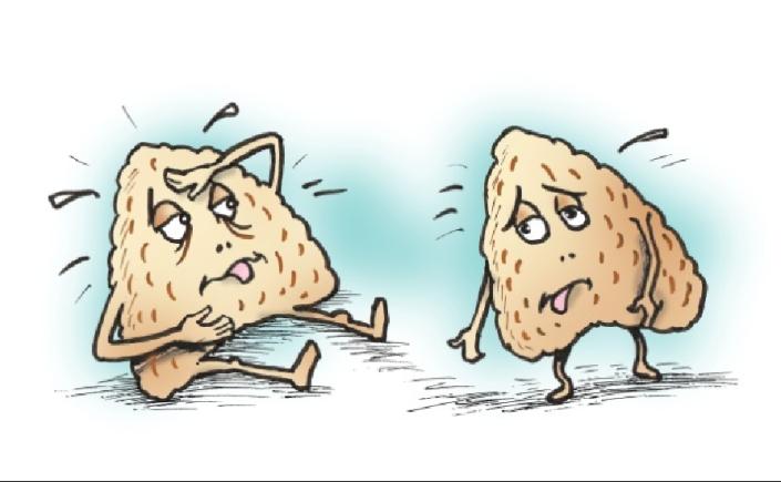 Respiratory Failure Type 1 or Type 2? Adrenal fatigue