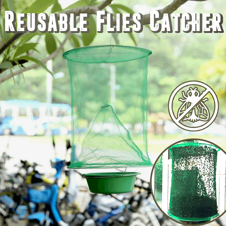 All You Need Is The Reusable Flies