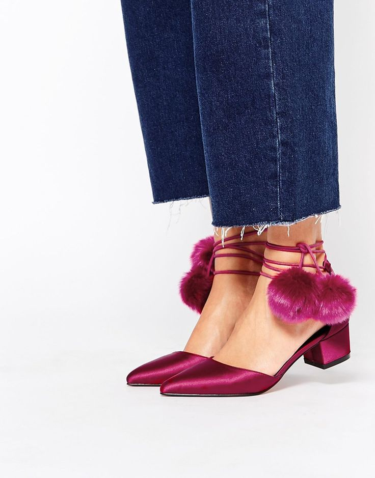 Buy Women Shoes / Asos Say You Will Pointed Heels