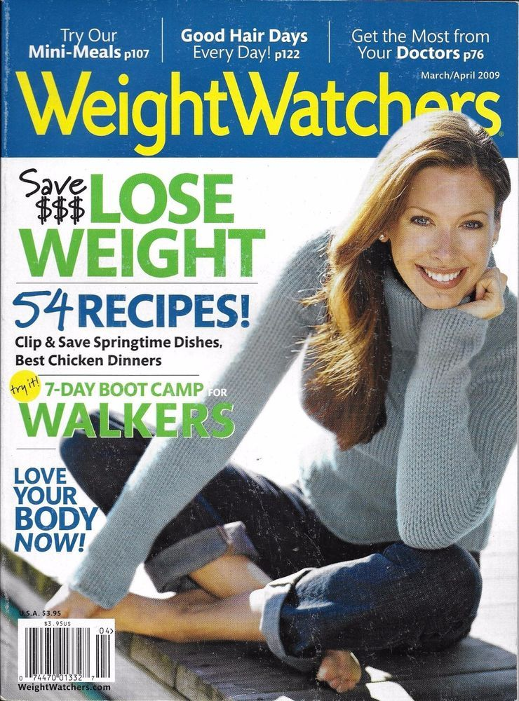 details about weight watchers magazine budget recipes. Black Bedroom Furniture Sets. Home Design Ideas