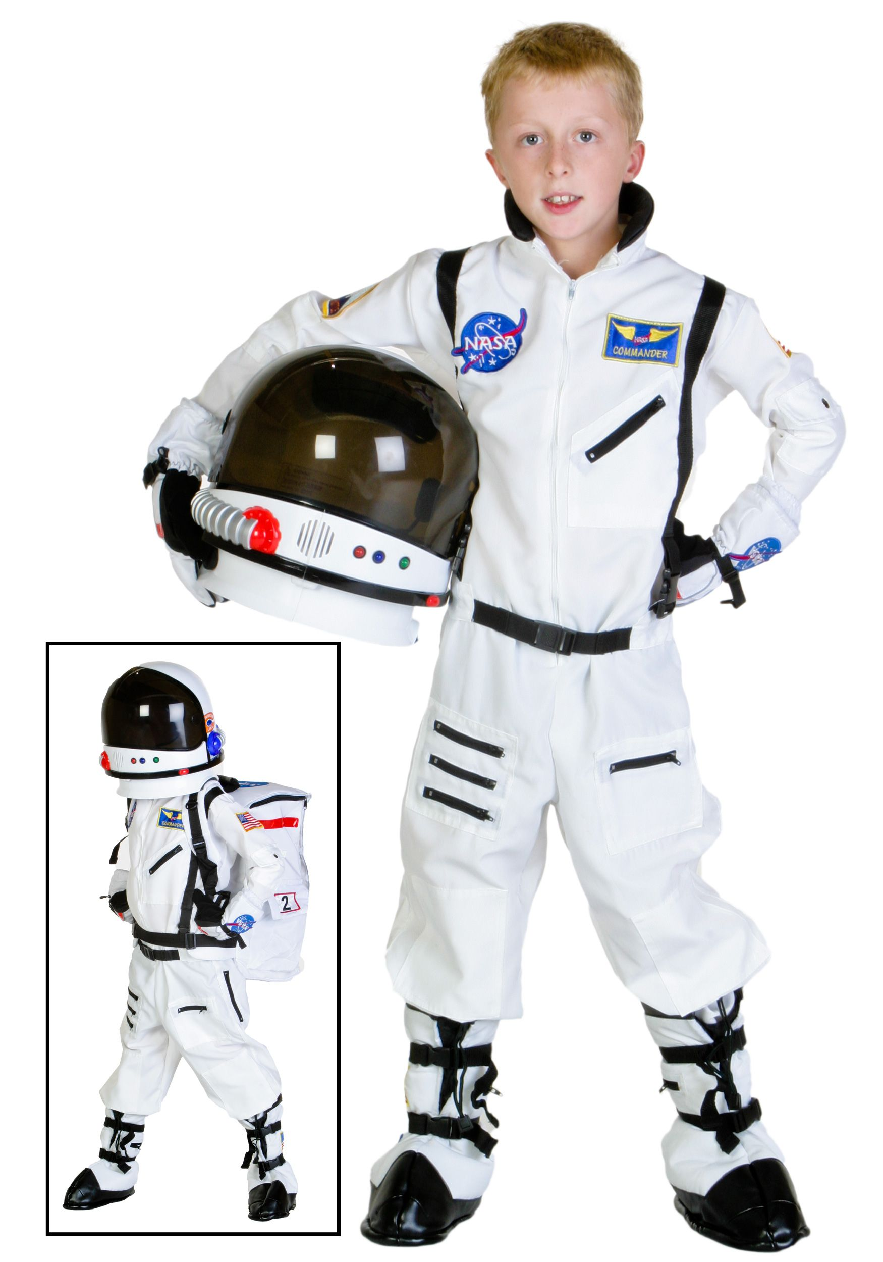 Astronaut costumes for kids home halloween costume ideas for Diy halloween costumes for kid boy