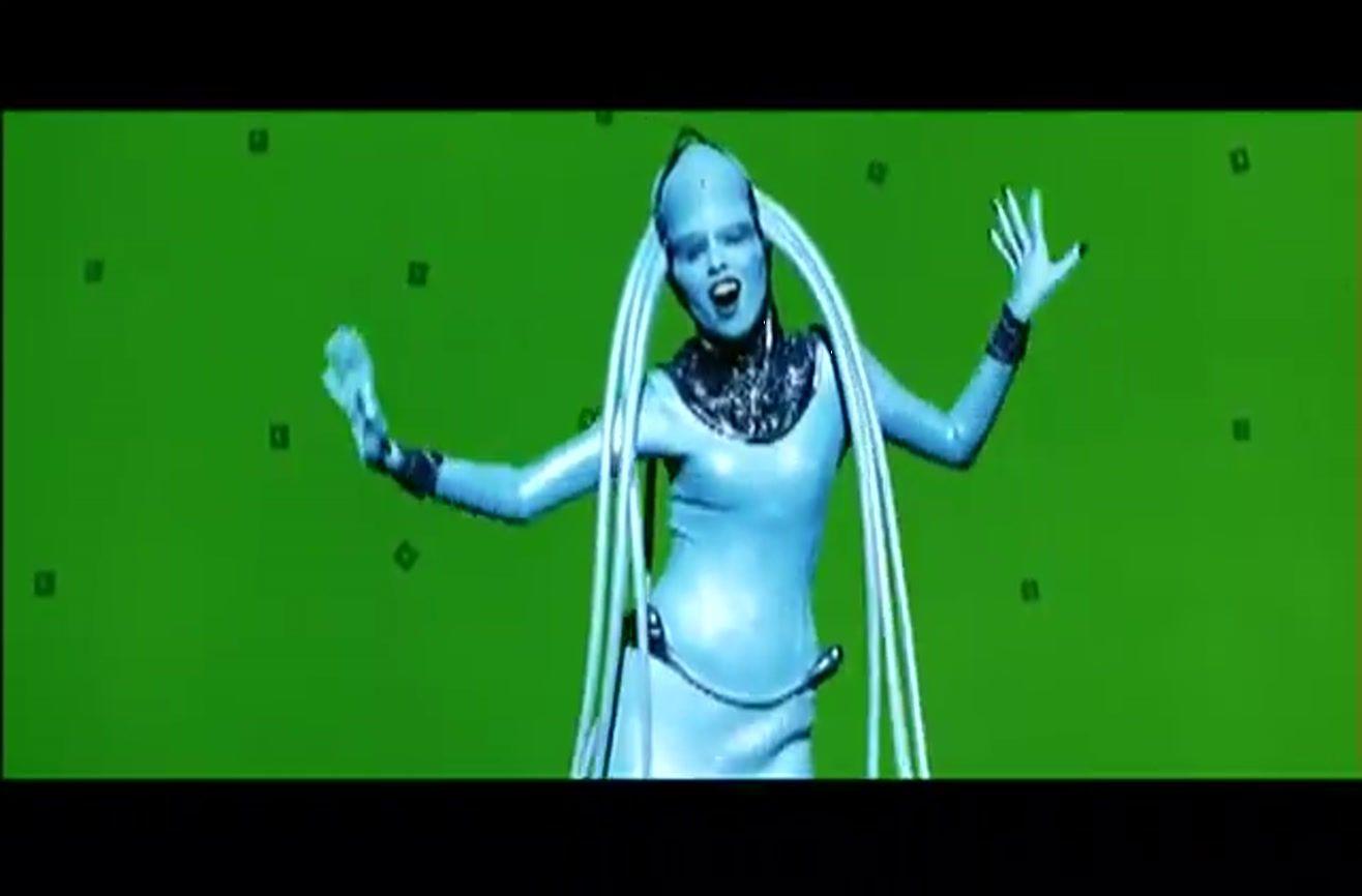 Plavalaguna The Sixth Element Opera Singer Wwwmiifotoscom