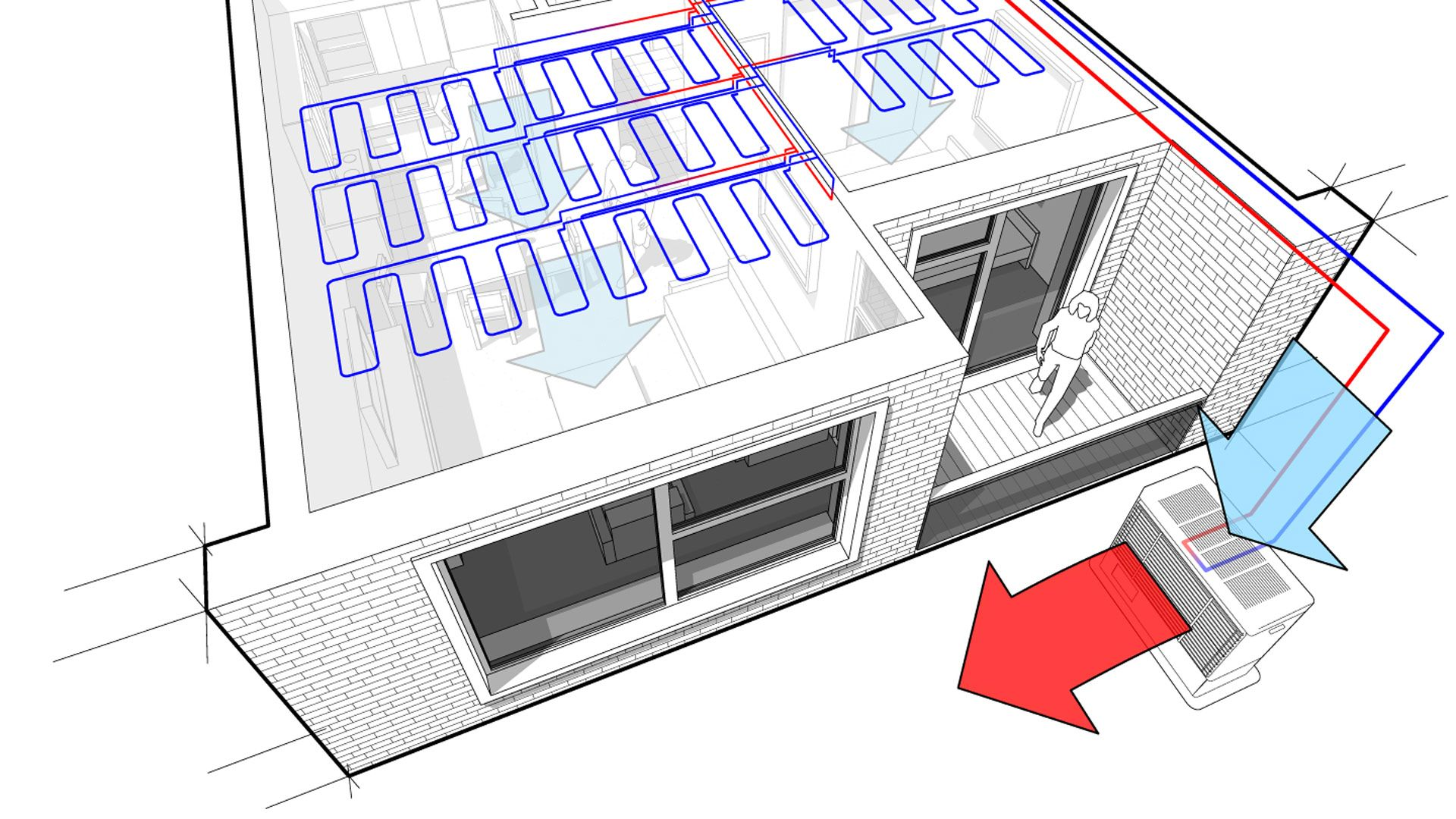 A Bim Analysis Of Hvac And Radiant Cooling Solutions One Of The