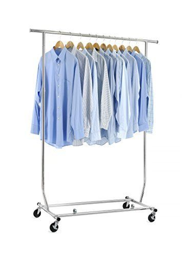 Home It Chrome Commercial Clothing Garment Rack Home It Http Www