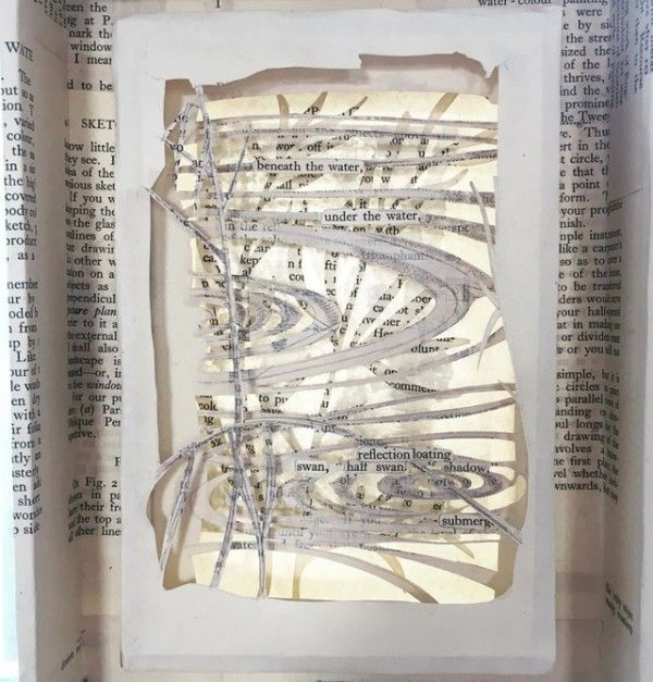 Silverpoint paper art by Jeremy Cole