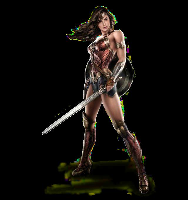 Wonder Woman - Transparent by Asthonx1 | All Wonder Woman ...