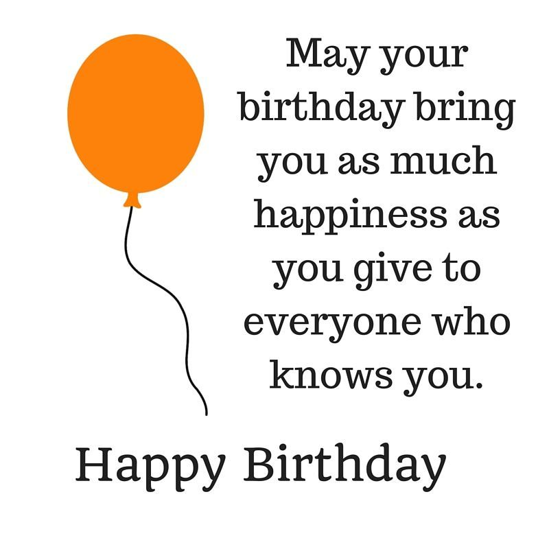 Birthday Quotes For Friend Inspiration 48 Happy Birthday Quotes Wishes And Sayings Word Quote Famous