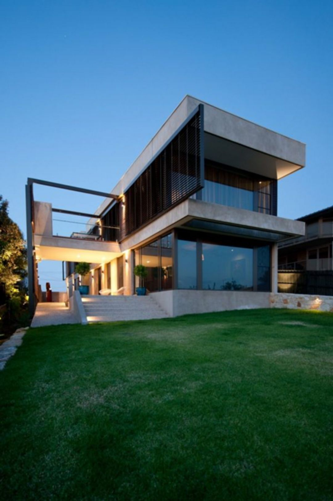 Marvelous 25 beautiful home architecture ideas on a hill https hroomy com