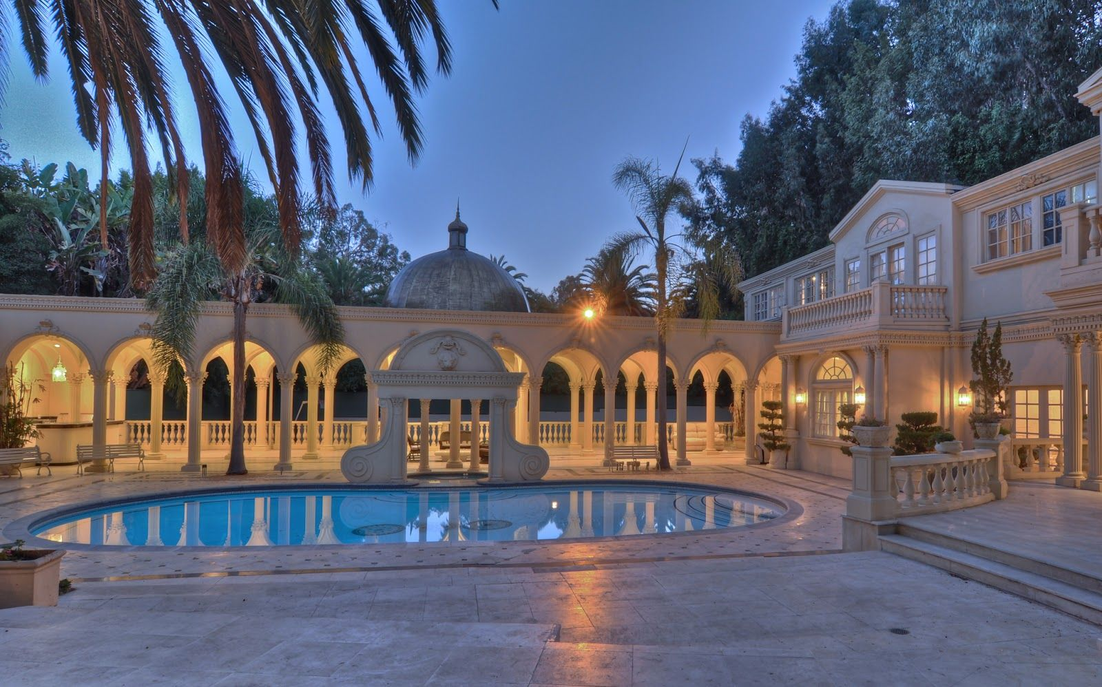Homes Mansions Bel Air Palace On The Market For