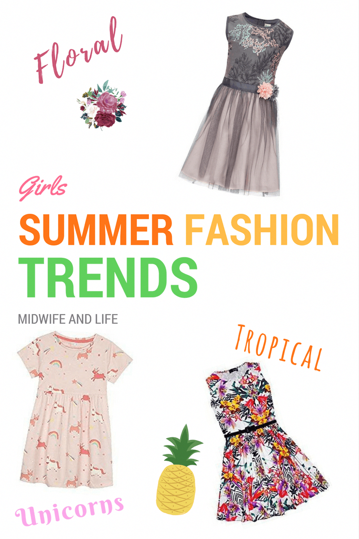 Girls summer fashion trends whatus hot for this summer for our