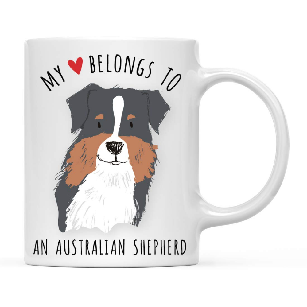 Amazon.com: Andaz Press Funny Dog 11oz. Coffee Mug Gift ...