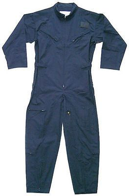 Coveralls and Jumpsuits 178962  Navy Blue Military Flight Suit Air Force  Style Flight Coveralls Mechanic 5512b78fb46d
