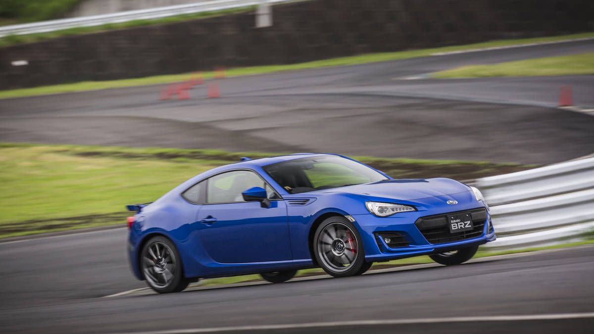 Check Out The New 2017 Subaru Brz Awd Autobroker On