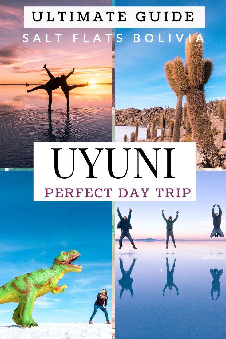 Salt Flats Bolivia: excursion d'une journée parfaite au Salar De Uyuni