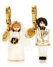 Bride and Groom LE Juicy Couture Charm 2011