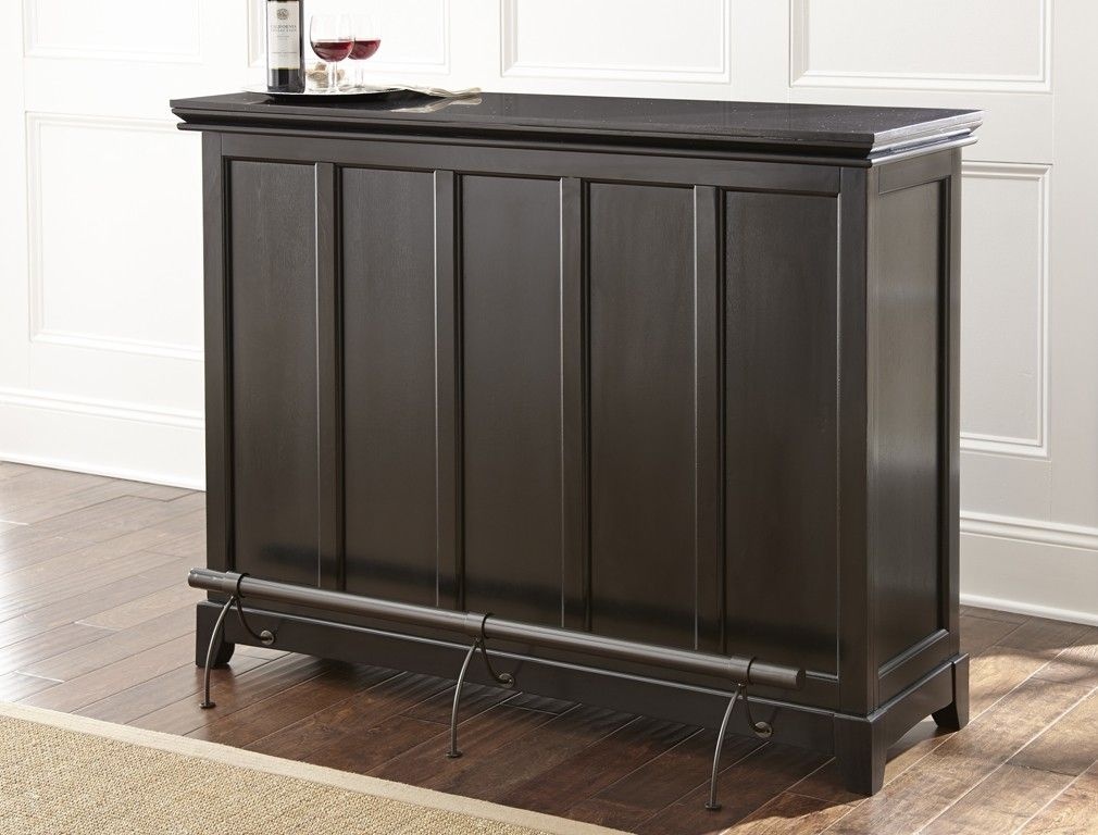 Lovely Steve Silver Furniture Garcia Bar With Wine Storage U0026 Reviews | Wayfair