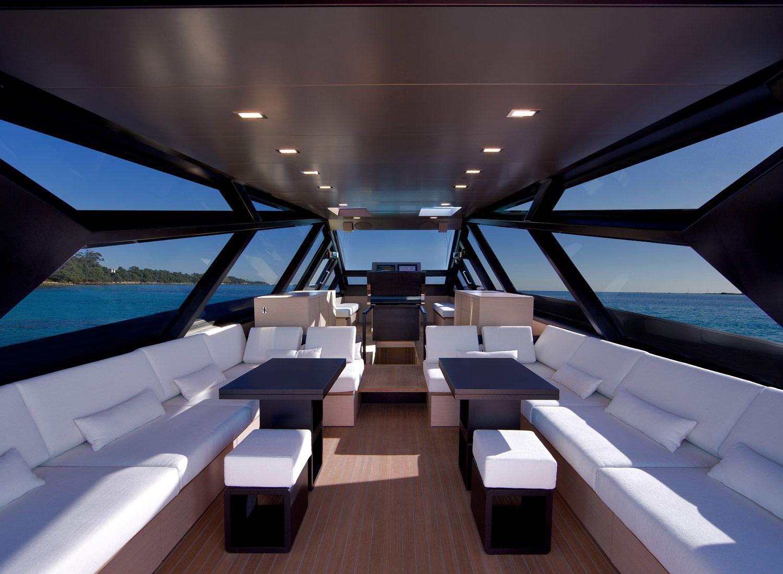 Bugatti speed boat interior - Recherche Google   Yachts ...