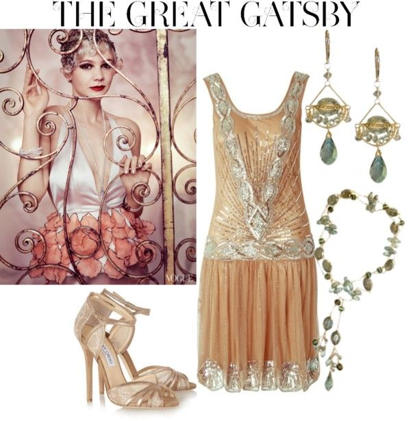 """""""The Great Gatsby"""" by basque on Polyvore"""