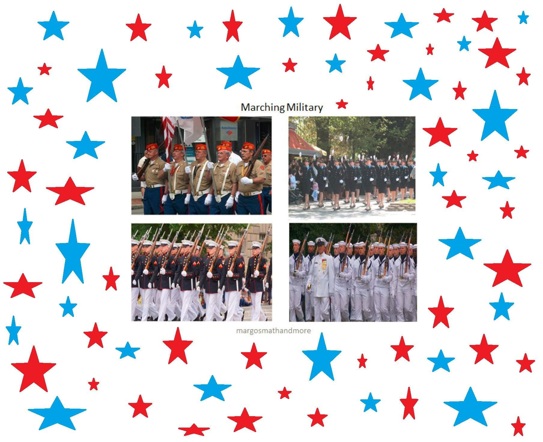 Distance Learning Memorial Day Sentence Stems Crafts And