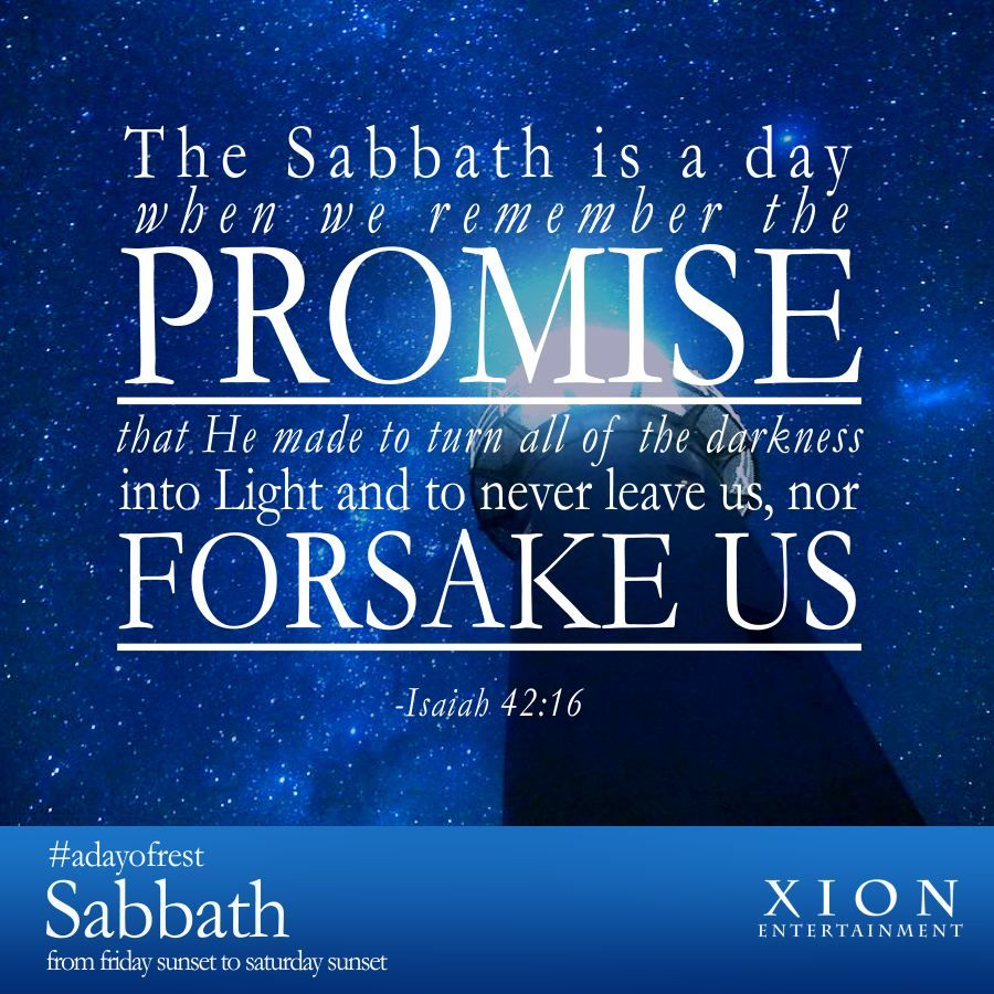Light Will Triumph Over The Darkness Happy Sabbath From