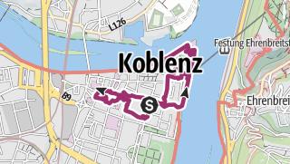 Kleiner Rundgang Durch Teile Der Altstadt In Koblenz Mit Bildern Koblenz Altstadt Festungen