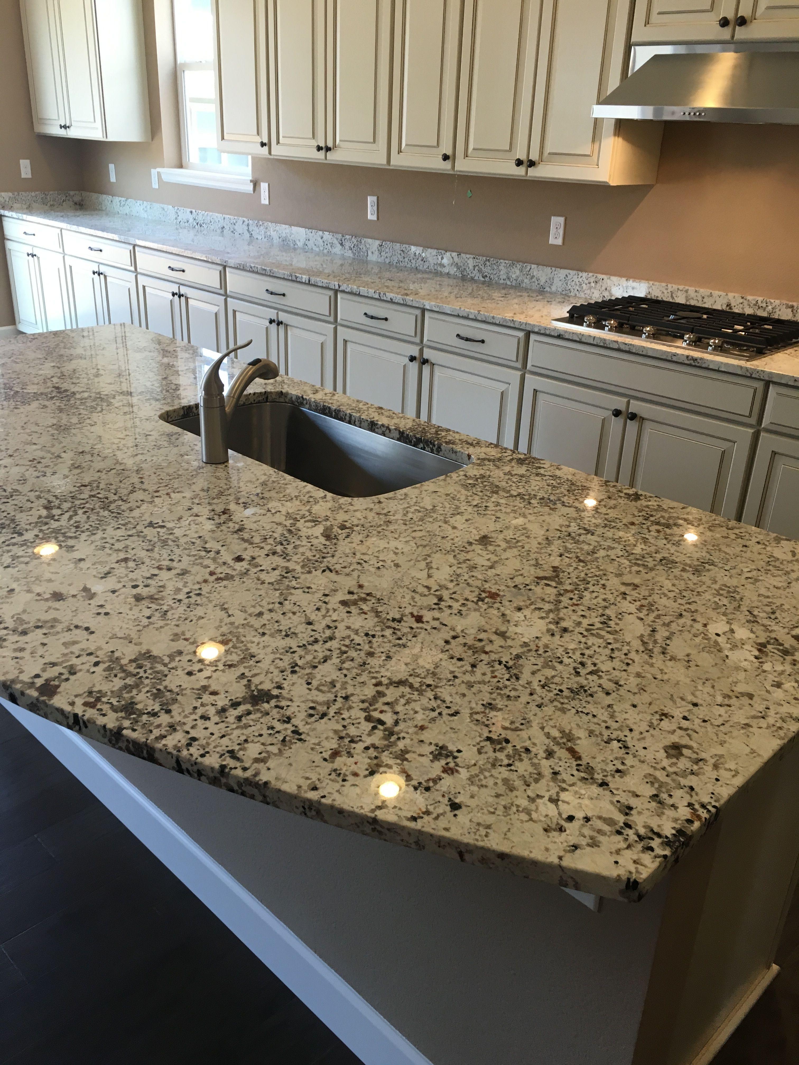 White Galaxy Granite Kitchen Pictures