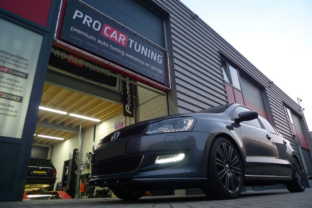 Vw Polo 6r Tuning Http Www Procartuning Nl
