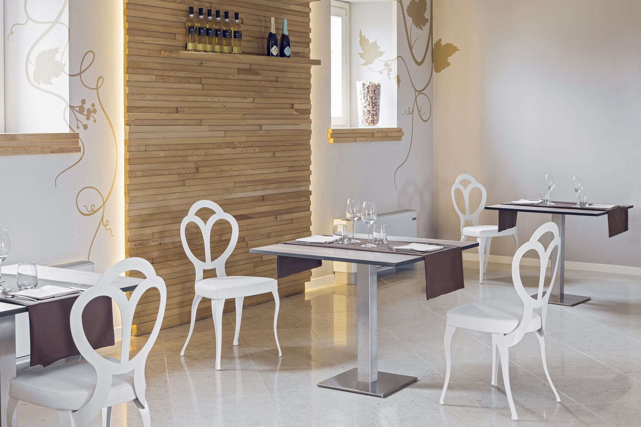 HORECA design arredo sedie (con immagini) Design, Sedie
