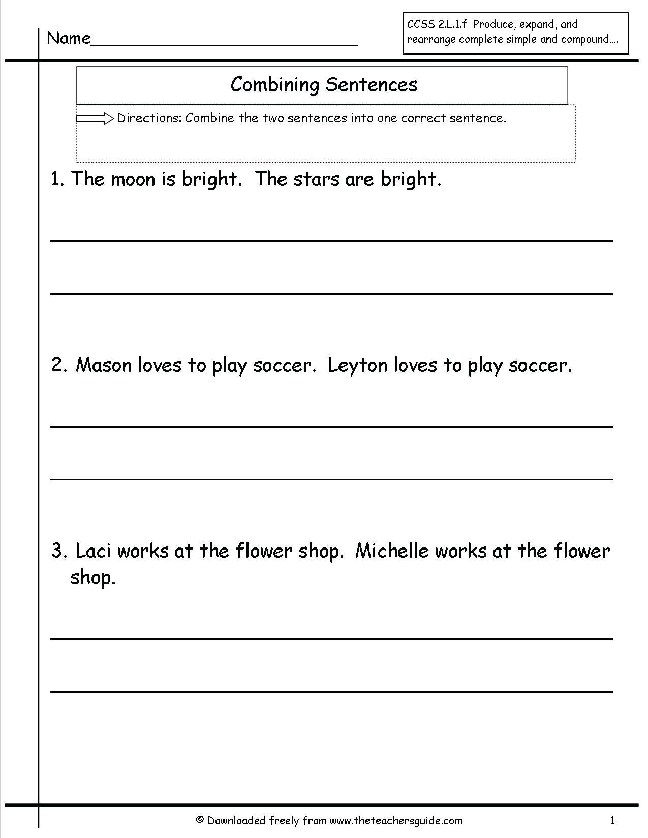 57 Appositive Worksheet Images