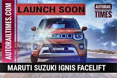 Maruti Suzuki Ignis Facelift 2020 Launch Soon Maruti Suzuki
