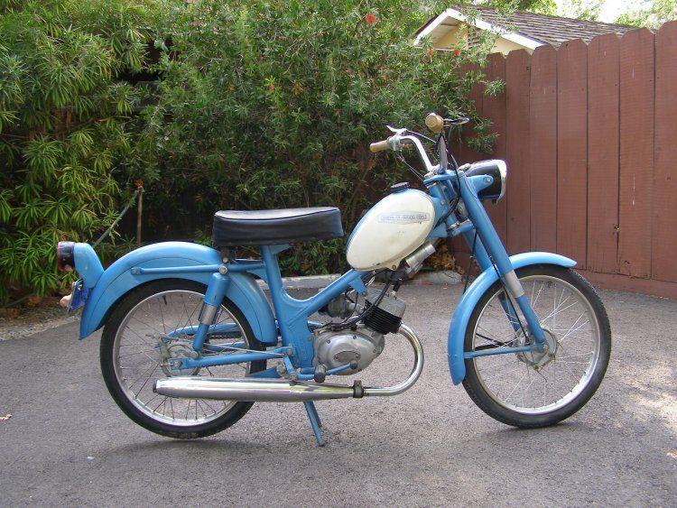 Moped Photo Gallery 1965 Harley Davidson M 65 Harley Davidson