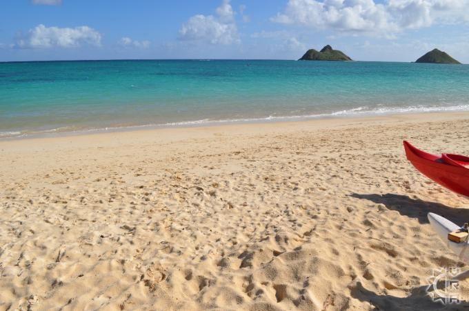 Steps from beautiful Lanikai Beach